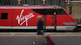 Ban standing on long distance trains, says Virgin