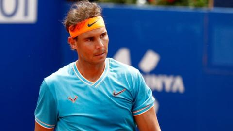 Barcelona Open: Rafael Nadal denied ATP record by Dominic Thiem