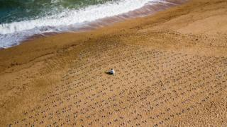 Exercise Tiger: Bootprints mark D-Day disaster 75th anniversary