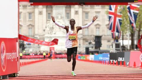 London Marathon 2019: Kenya