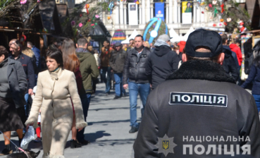 20,000 enforcers secure order on Easter in Ukraine