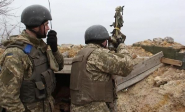 Day in Donbas: Occupant opens fire 13 times, one Ukrainian soldier wounded