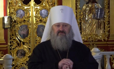"""Easter. We are people"" marathon: Metropolitan Pavlo tells about shrines of Ukraine"