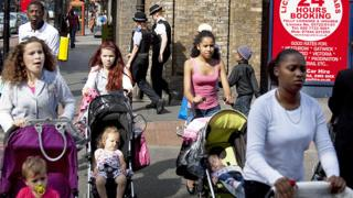 State of the Nation report: Social mobility in UK