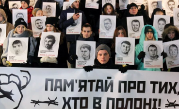 Number of Ukrainian political prisoners in Russia exceeds 230