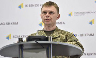 Current combat activity in Donbas low, two attacks since morning April 30