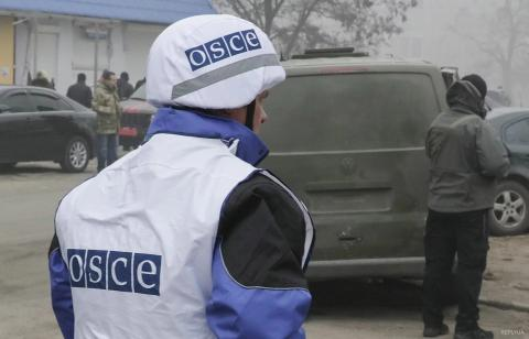Foreign Ministry welcomes extension of OSCE SMM mandate in Ukraine