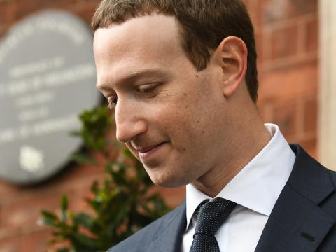 The $140 billion rally: Facebook soars to 7-month high as regulators prepare to clip its wings