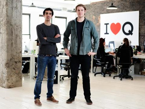 WeWork acquires $249 million office services startup Managed by Q as it goes after larger business customers