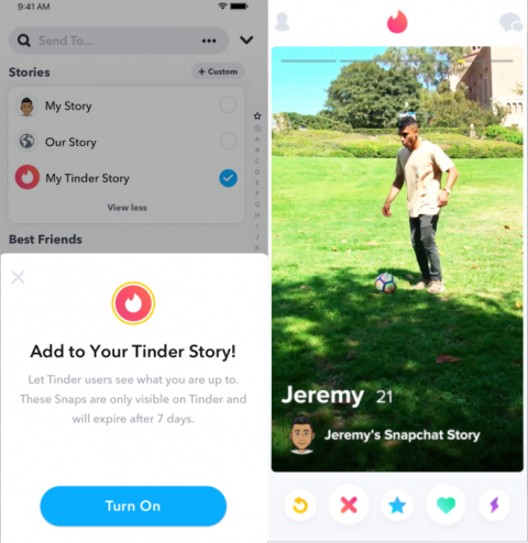 Snapchat will power Stories & ads in other apps