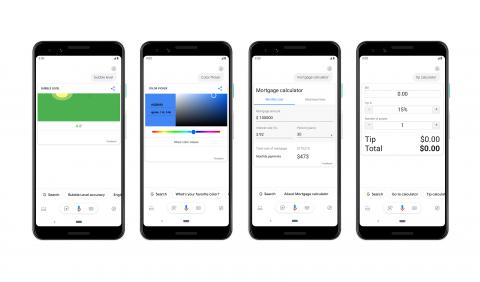 The Google Assistant on Android gets more visual responses