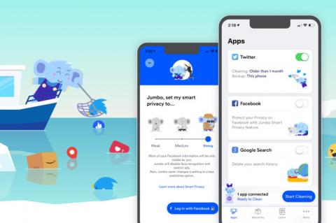 New privacy assistant Jumbo fixes your Facebook & Twitter settings
