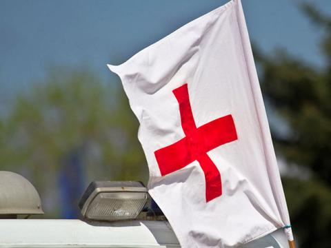 ICRC sends 73 tons of humanitarian aid to Donbas