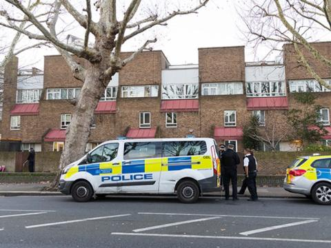 Man rammed car of Ukraine's ambassador in London, shooting started near diplomatic mission
