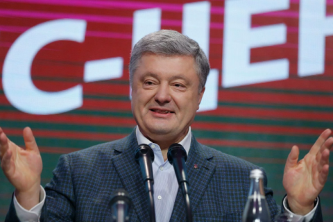 Poroshenko ready to come to debates in NSC Olympiyskyi on April 19 under one condition