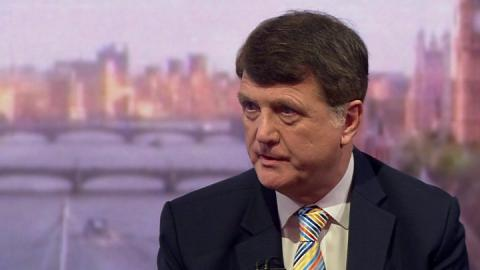 UKIP: Gerard Batten says Nigel Farage trying to 'discredit' party
