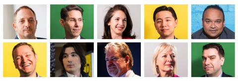 INTRODUCING: The 10 people transforming investing