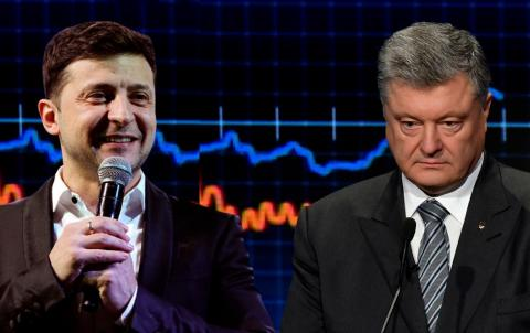 Poroshenko, Zelensky teams agreed on renting NSC Olimpiysky for debates on April 19