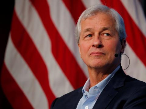 JAMIE DIMON: a??Alarm bellsa??a?? should be ringing in corporate boardrooms over the challenges facing our communities