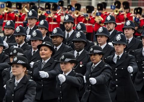 Black chief constable hope for Wiltshire Police