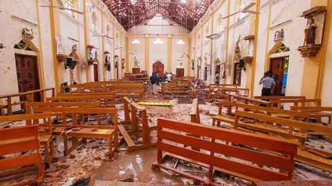 Sri Lanka attacks: British dad