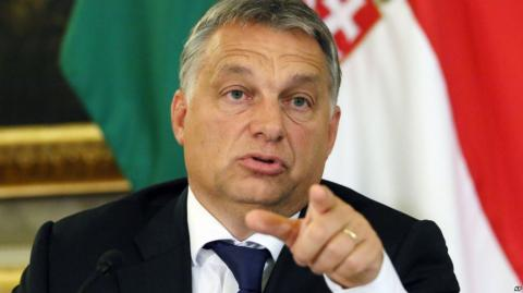 Hungarian PM congratulates Zelensky on victory in elections