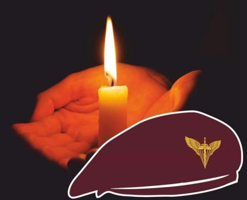 Serviceman of Ukraine's Airborne Forces dies of combat wounds at hospital