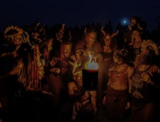 Beltane Fire Festival marks May Day in Edinburgh