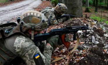 One Ukrainian soldier wounded in Donbas conflict zone today