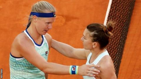 Halep beaten by Bertens in Madrid final & misses out on world number one spot
