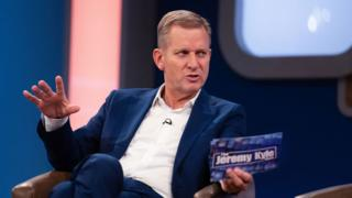 Jeremy Kyle Show suspended after guest death
