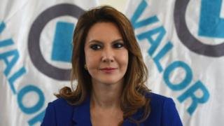 Guatemala ex-dictator's daughter Zury Rios barred from presidency