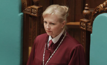 Natalya Shaptala becomes new Head of Constitutional Court of Ukraine