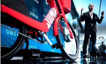 Uber intends to launch rental for electric bicycles and scooters in Kyiv