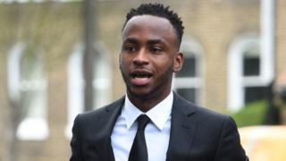 Berahino was robbed minutes before drink-drive arrest