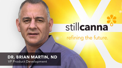 Former President of the College of Naturopathic Physicians of British Columbia Joins StillCanna's Team