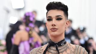James Charles says it