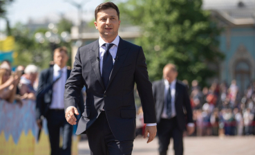 People's Front party regards Zelensky's claim as unlawful, but they will run for parliamentary elections
