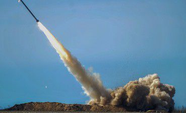 Missile test launches in Odesa region