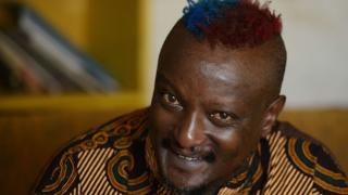 Binyavanga Wainaina: Kenyan author and gay rights activist dies