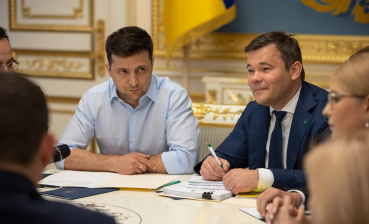 Closed lists, 3% vote threshold: Amendments of electoral system proposed by Zelensky