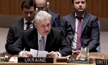 Ukraine sends letter dedicated to language law to UN Security Council