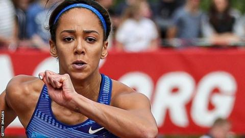 Johnson-Thompson sets personal best to win Gotzis heptathlon