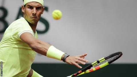 French Open 2019: Rafael Nadal beats German qualifier Yannick Hanfmann in first round