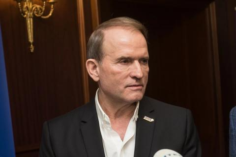 Medvedchuk: Our party will work on return of Ukrainians