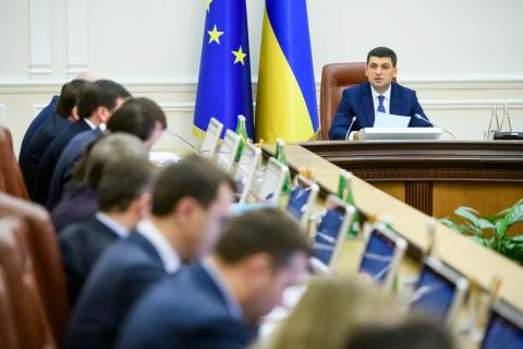 Ukraine's govt wants to sanction Russians for illegal issuance of Russian passports