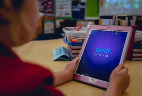 ObjectiveEd is building a better digital curriculum for vision-impaired kids