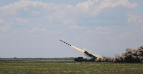 Ukrainian army tests various modifications of Vilkha missiles