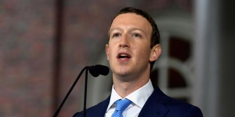 Mark Zuckerberg personally made the decision that Facebook will keep running political ads, even though the ads were weaponized in 2016 (FB)