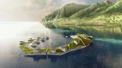Floating cities are getting far closer to reality than ever before a?? but they won't be the libertarian utopias billionaires have proposed